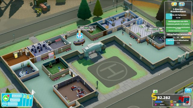 Screenshot - Two Point Hospital (PC)