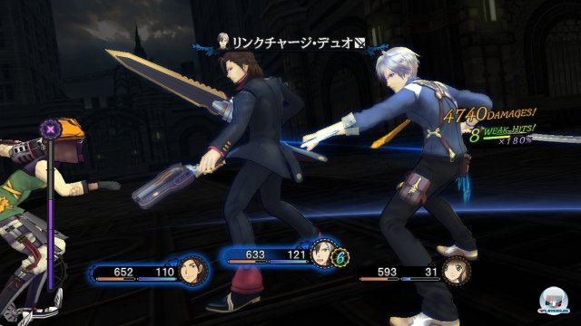 Screenshot - Tales of Xillia 2 (PlayStation3) 2382347