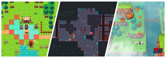 Screenshot - Evoland 2 (PC)