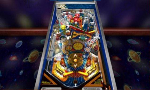 Screenshot - Williams Pinball Classics (3DS)