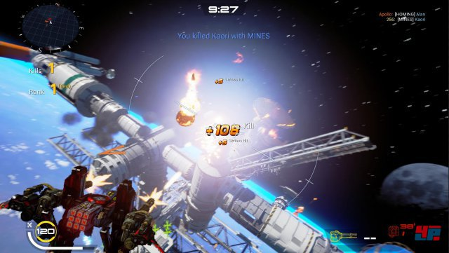 Screenshot - Strike Vector (PlayStation4)