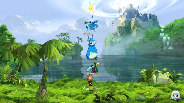 Screenshot - Rayman Origins (360) 2228192