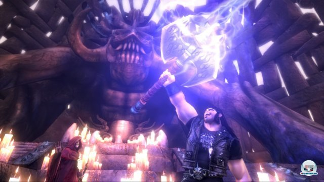 Screenshot - Brütal Legend (PC)