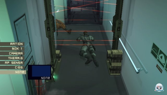 Screenshot - Metal Gear Solid: HD Collection (PS_Vita) 2362682