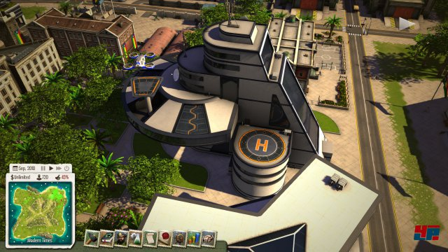 Screenshot - Tropico 5: Espionage (PC)