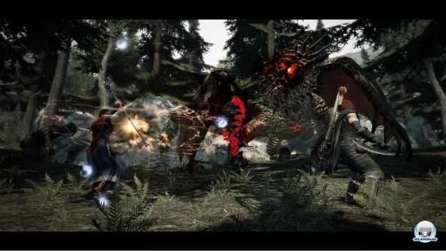 Screenshot - Dragon's Dogma (360)