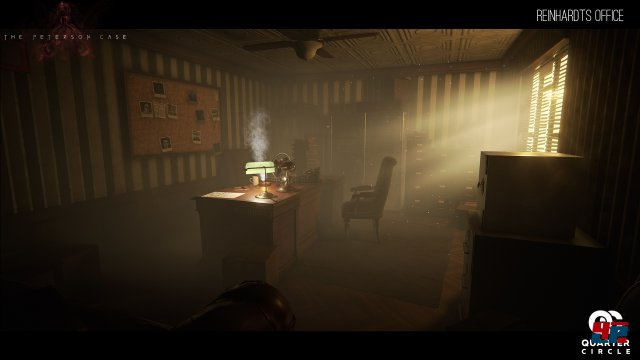 Screenshot - The Peterson Case (PC)