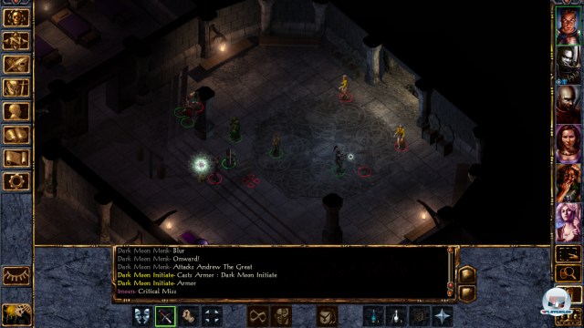 Screenshot - Baldur's Gate: Enhanced Edition (Android) 92400132
