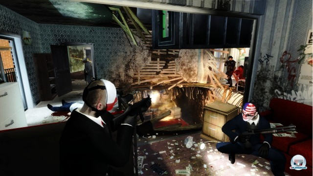 Screenshot - Payday: The Heist (PlayStation3) 2240224