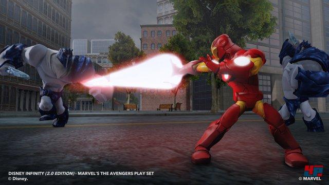 Screenshot - Disney Infinity 2.0: Marvel Super Heroes (PlayStation4) 92490774