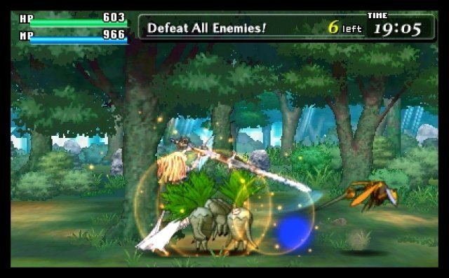 Screenshot - Code of Princess (3DS) 92407152