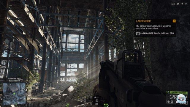Hübsch, hübscher, Battlefield 4. Auf dem PC zeigt die Frostbite-3-Engine, was derzeit machbar ist.