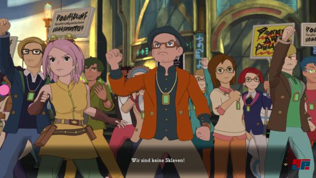 Screenshot - Ni No Kuni 2: Schicksal eines Königreichs (PS4) 92561921