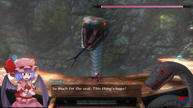 Screenshot - Touhou: Scarlet Curiosity (PC) 92569277