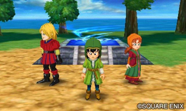 Screenshot - Dragon Quest 7: Fragmente der Vergangenheit (3DS) 92533134