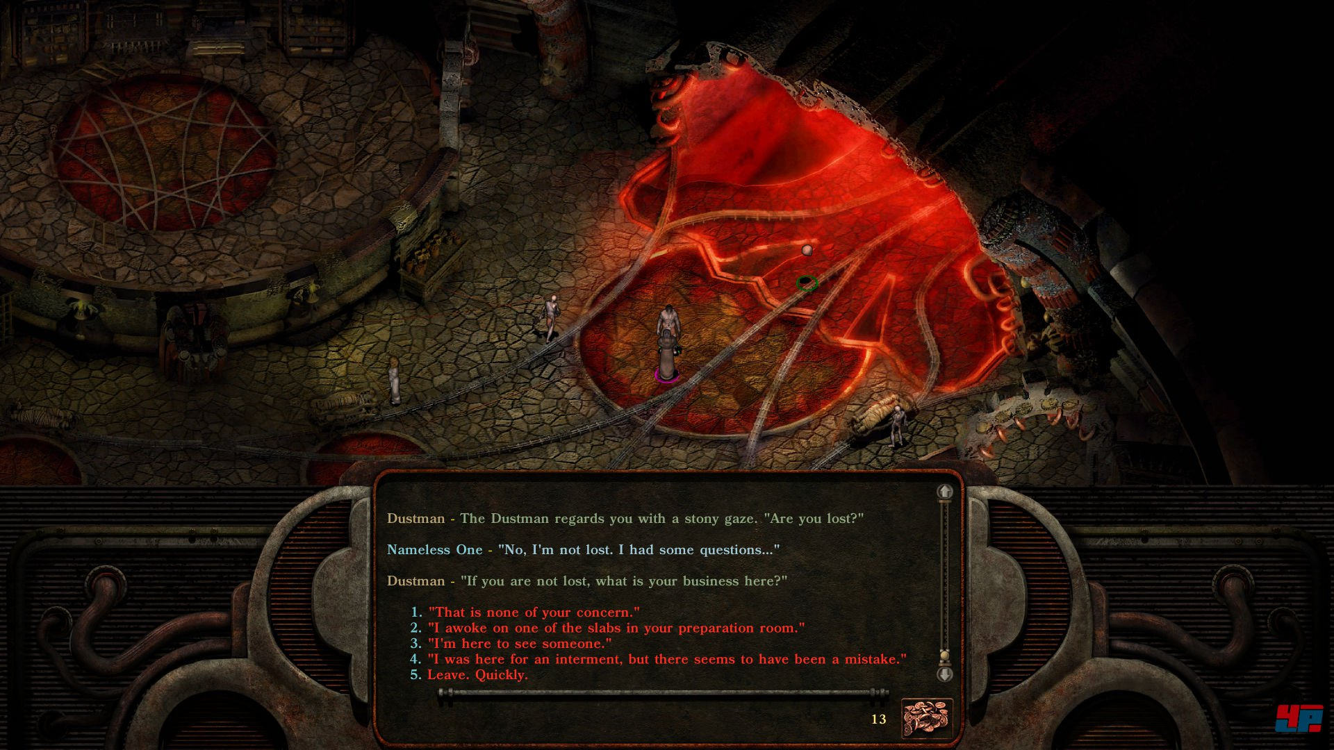 Planescape: Torment Enhanced Edition angekündigt