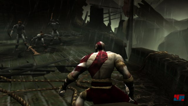 Screenshot - God of War Collection (PS_Vita)