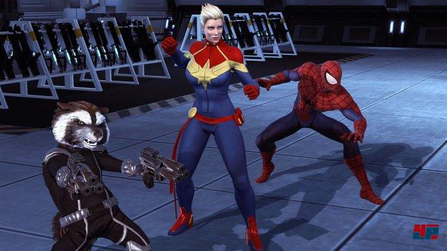Screenshot - Marvel Heroes Omega (One) 92549328