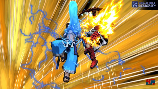 Screenshot - Fantasy Strike (Mac)