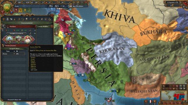 Screenshot - Europa Universalis 4: Cradle of Civilization (PC)