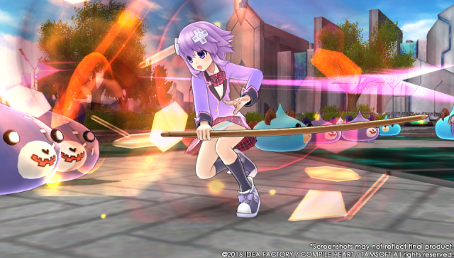 Screenshot - MegaTagmension Blanc   Neptune VS Zombies (PS_Vita) 92525105