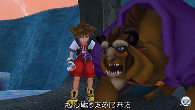 Screenshot - Kingdom Hearts 1.5 HD Remix  (PlayStation3) 92433017