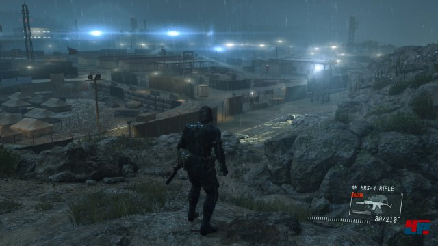 Screenshot - Metal Gear Solid 5: Ground Zeroes (PlayStation4)