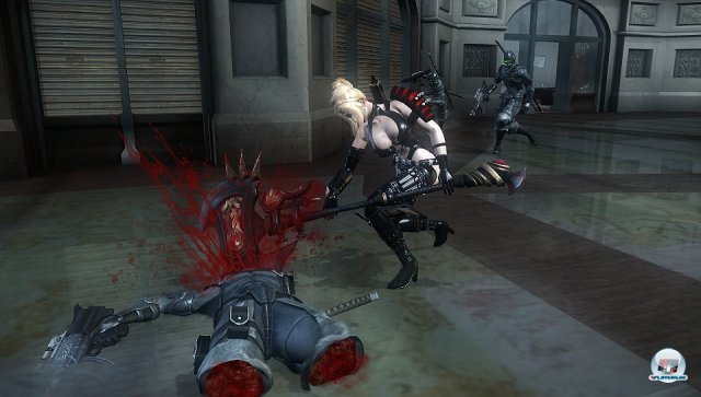 Screenshot - Ninja Gaiden: Sigma 2 (PS_Vita) 92428962