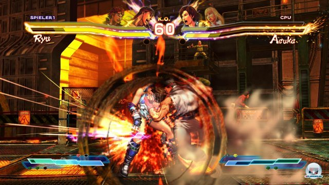 Screenshot - Street Fighter X Tekken (PC) 2351797