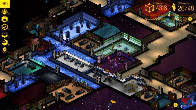 Sympathisch: Spacebase DF-9 sieht gut aus und spielt sich zunächst auch so.