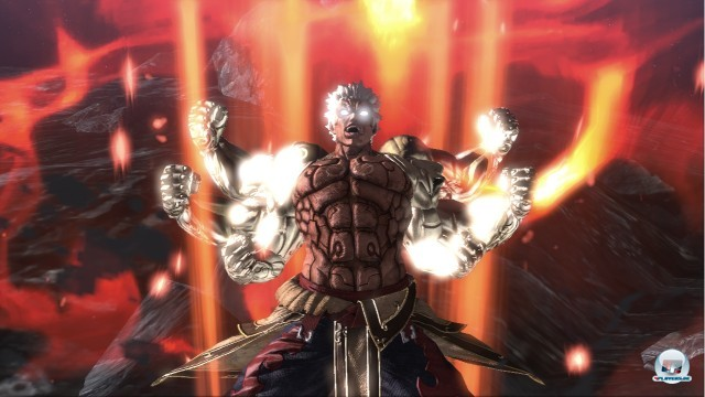 Screenshot - Asura's Wrath (PlayStation3) 2244312