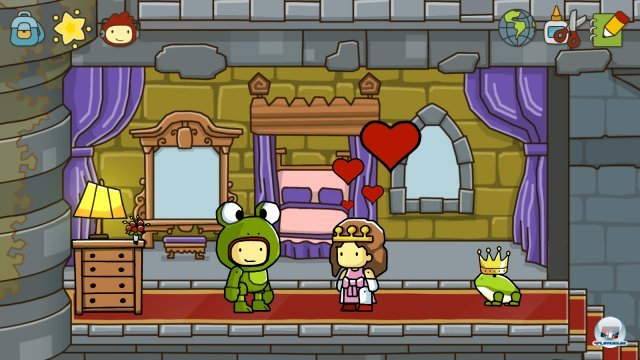 Screenshot - Scribblenauts Unlimited (Wii_U) 92401477