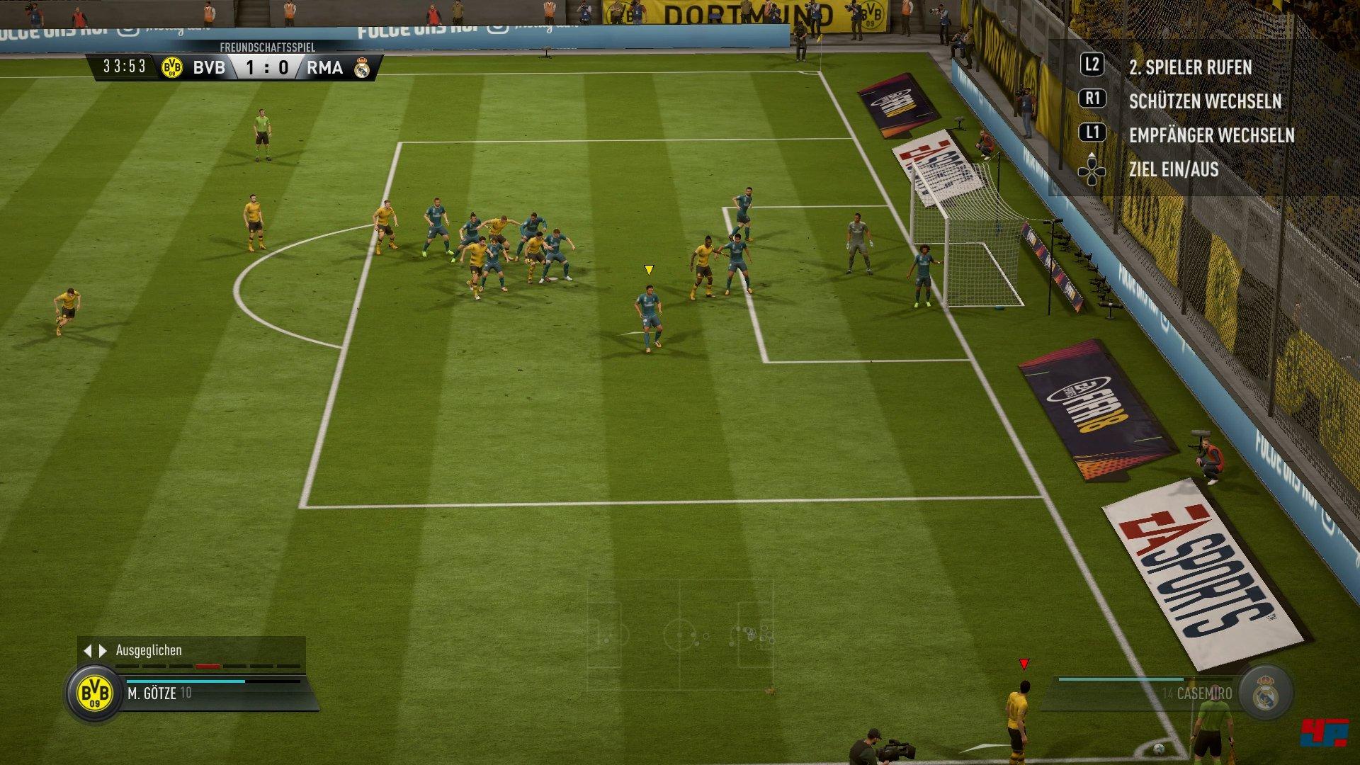 Screenshots Zu FIFA 18 Alles Zum Sport Spiel