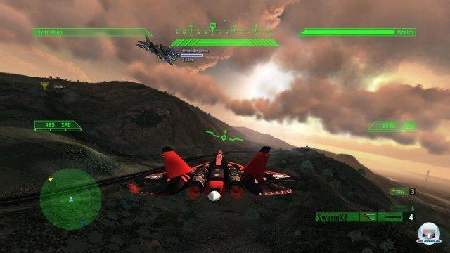 Screenshot - Jane's Advanced Strike Fighters (360) 2310117