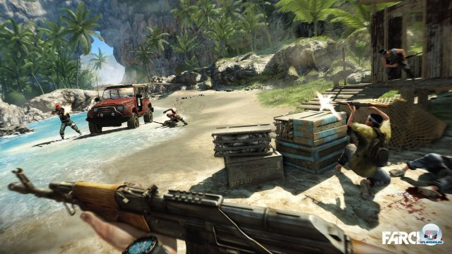 Screenshot - Far Cry 3 (360) 2320252