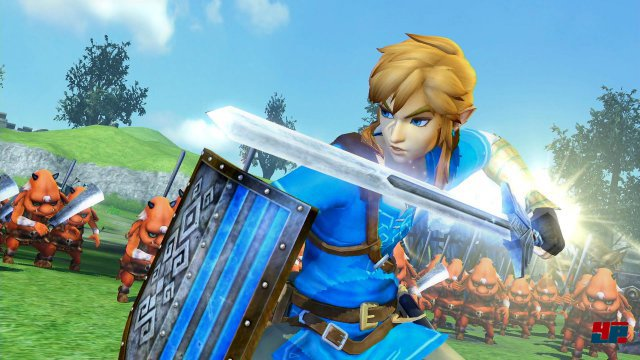 Screenshot - Hyrule Warriors (Switch) 92565297