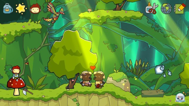 Screenshot - Scribblenauts Unlimited (Wii_U) 2362952