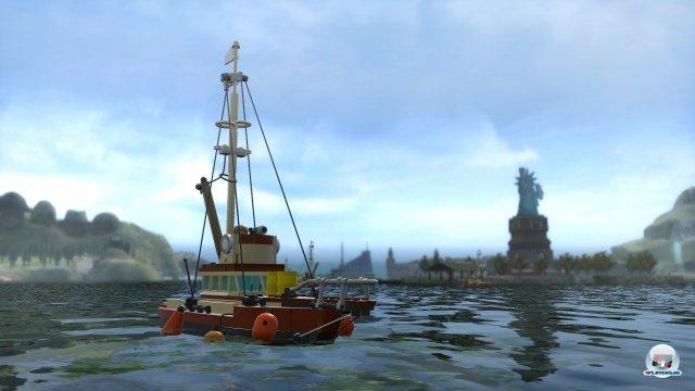 Screenshot - Lego City: Undercover (Wii_U) 92432657