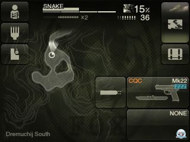 Screenshot - Metal Gear Solid: Snake Eater 3D (3DS) 2263902