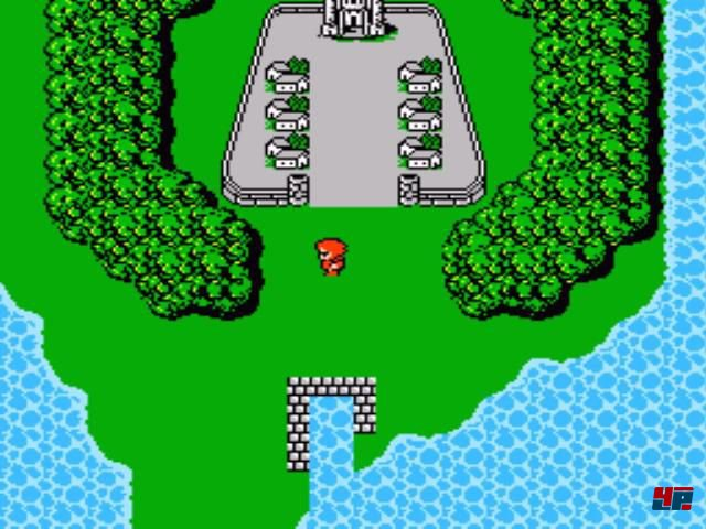 Screenshot - Final Fantasy (NES) 92549043