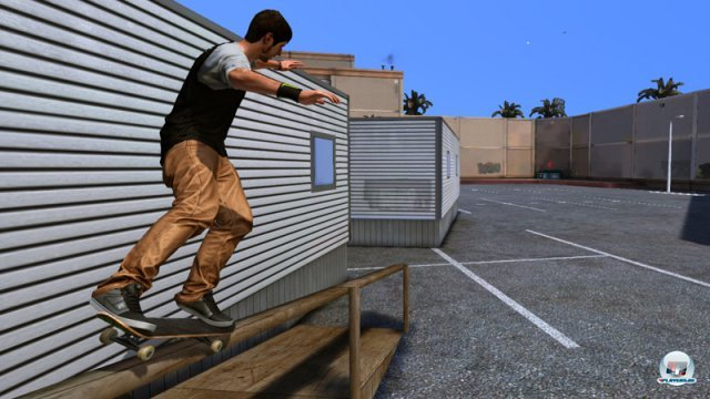 Screenshot - Tony Hawk's Pro Skater HD (360) 2353292