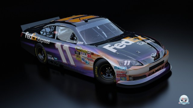 Screenshot - NASCAR The Game: Inside Line (360) 2393307