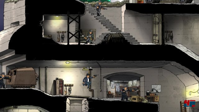 Screenshot - Guns, Gore & Cannoli 2 (PC) 92560620
