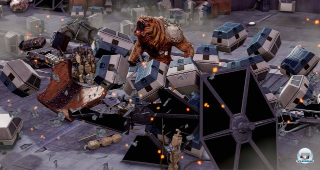 Screenshot - Kinect Star Wars (360) 2244692