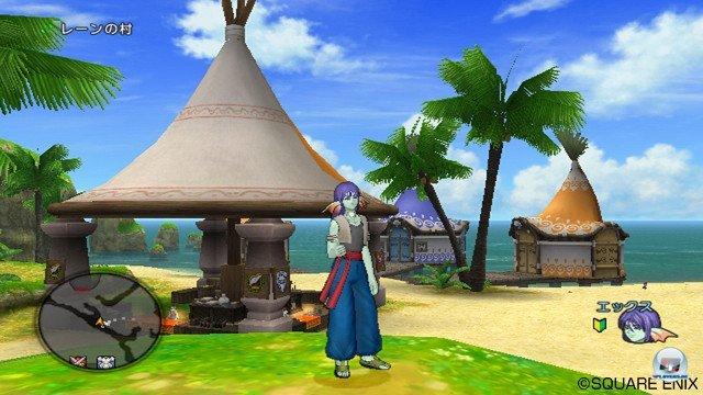 Screenshot - Dragon Quest X Online (Wii) 2357177