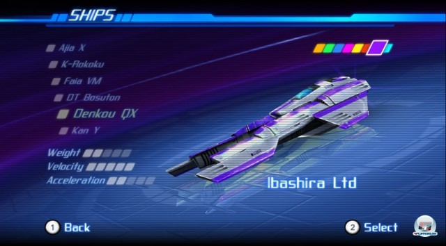 Screenshot - FAST Racing League (Wii)
