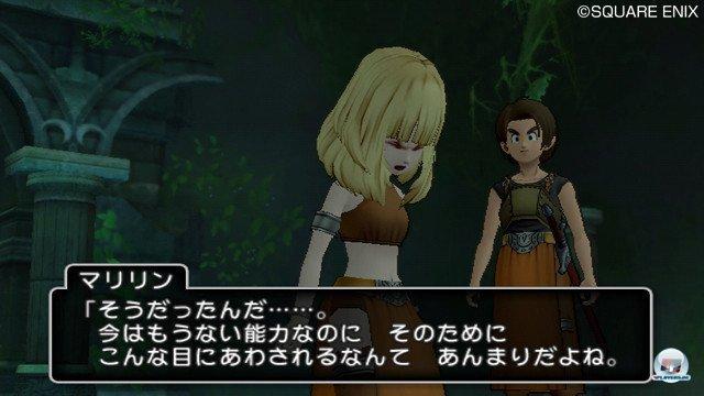 Screenshot - Dragon Quest X Online (Wii) 2357122