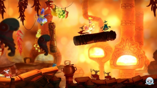 Screenshot - Rayman Origins (360) 2228183