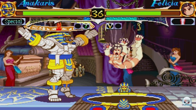 Screenshot - Darkstalkers: Resurrection (360) 92412492