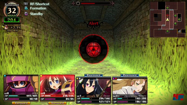 Screenshot - Labyrinth of Refrain: Coven of Dusk (PS4) 92574004